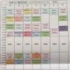 6月のシンプルヨガスタジオスケジュール。の画像
