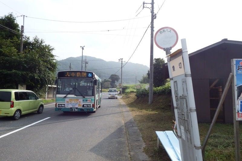 山口県バスの旅その7(中上編)...