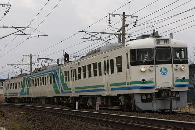 阿武隈急行A417系が引退してしま...
