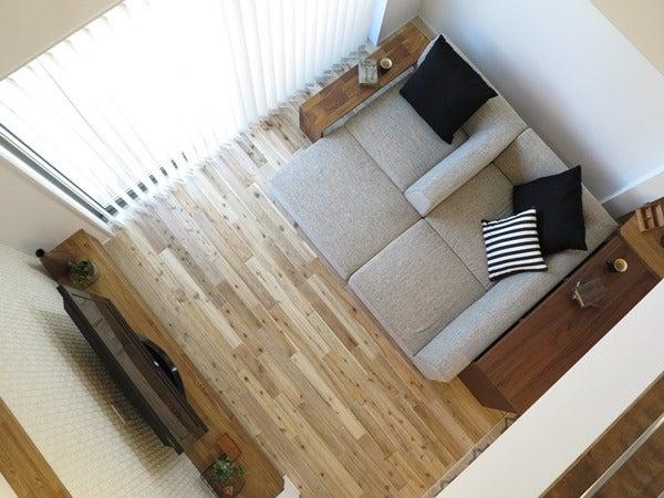 自由な発想でLD空間で寛ぐ家具の置き方・使い方