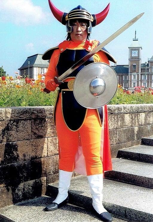 ドラゴンクエストⅠ 勇者のコスプレ衣装