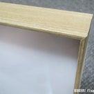 手形足形アートを飾る木製フレームの記事より