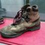 山靴のソール交換