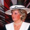 【英国王室】ダイアナ妃 紺×白 1987年の画像