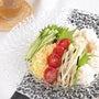 《レシピ》ちらし素麺