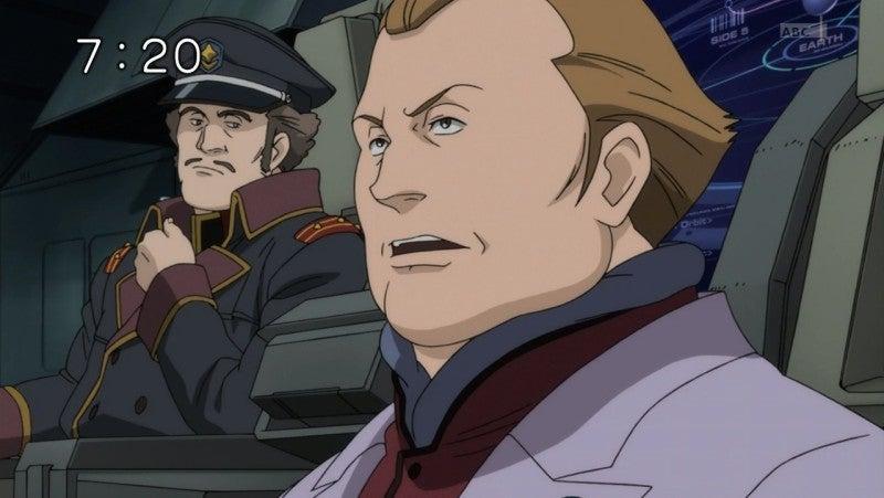 anime 機動戦士ガンダムUC RE:0096 第10話 「灼熱の大地から ...