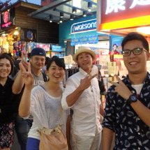 久しぶりの再会 台湾…