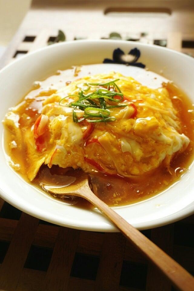 天津飯 関西