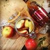 りんごとシナモンのフルブラ♡ フルブラdeチャイ♡ パウンドケーキ♡の画像