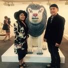 アーティスト 三沢厚彦さんのオープニングに行ってきました。の記事より