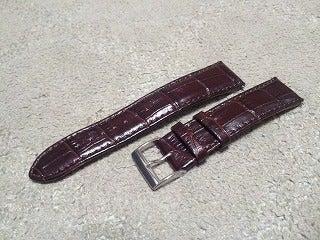 newest 8ee47 37135 フルオーダーメイドの腕時計ベルト | 左利きの雑記。