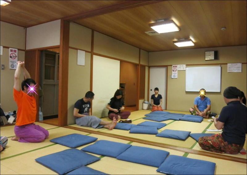 『教え合う練習会』タイ古式マッサージ委員会 8