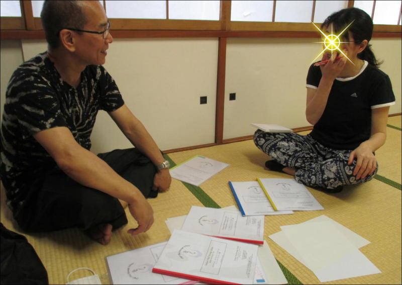 『教え合う練習会』タイ古式マッサージ委員会 2