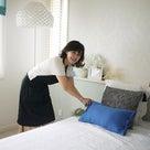 【三井ホーム㈱モデルルームの寝室ディスプレイ】の記事より