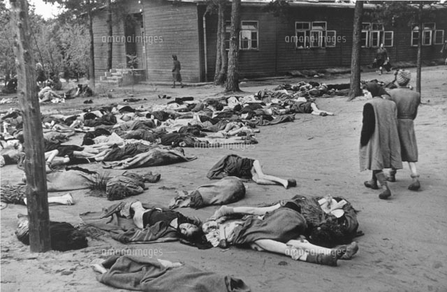 ベルゲン・ベルゼン強制収容所