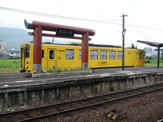 久大本線・豊後森駅