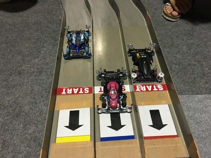 第44回MCR杯立体クラス入賞マシン