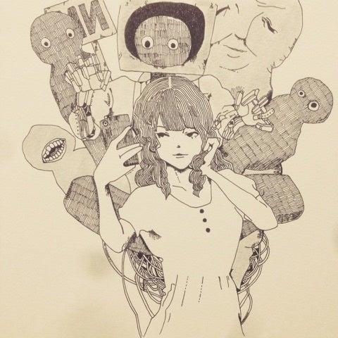 米津玄師さんのイラスト Amenori800のブログ