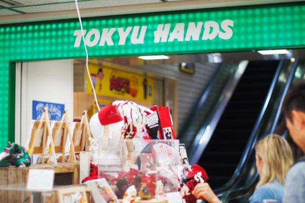 東急ハンズ池袋1F!追加入荷アイテム/ Tokyu Hands Ikebukuro