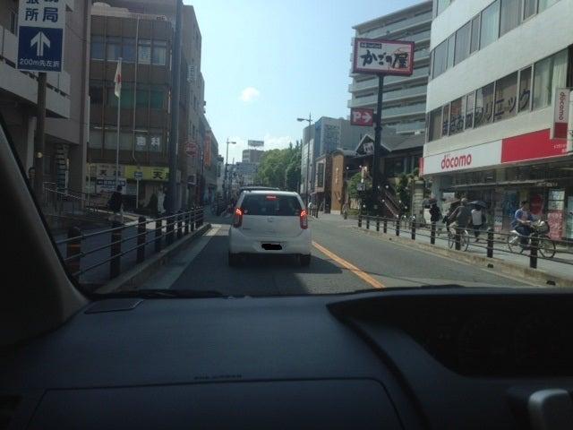 池田市城南 北大阪ペーパードライバー