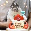 7歳のお誕生日☆