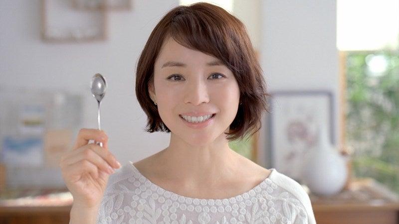 40代女性のの代表:石田ゆり子さん
