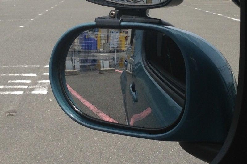 駐車練習の画像