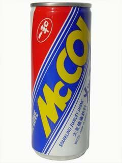コレがメッコールです。見た事ある方多いと思いますが、統一教会関連企業で制作されている飲料です。