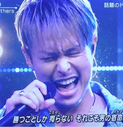 Mステ 今市隆二 今世紀最大すぎる|今市隆二 〜put my heart and soul , Diary〜