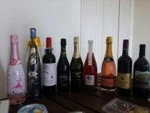 ワインパーティーのワイン