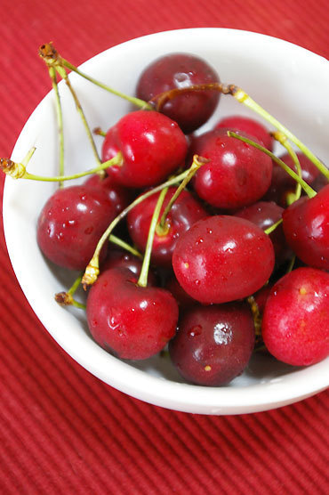 旬の果物 アメリカンチェリー