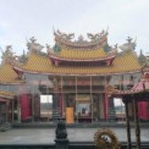 台湾のお廟 ~聖天宮…