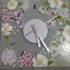 木曜日教室での作品・沖先生の花時計他の画像
