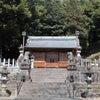 大野谷の神社6(八幡神社)の画像