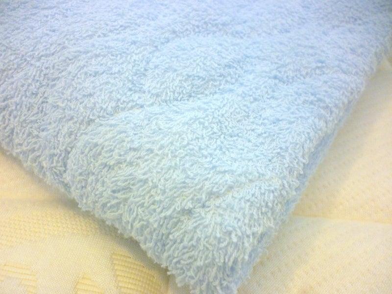 綿パイル枕パッド3