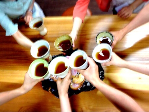 ☆8月8日!平日陶芸合コン〜お食事もしっかりあります〜開催です‼︎☆の記事より
