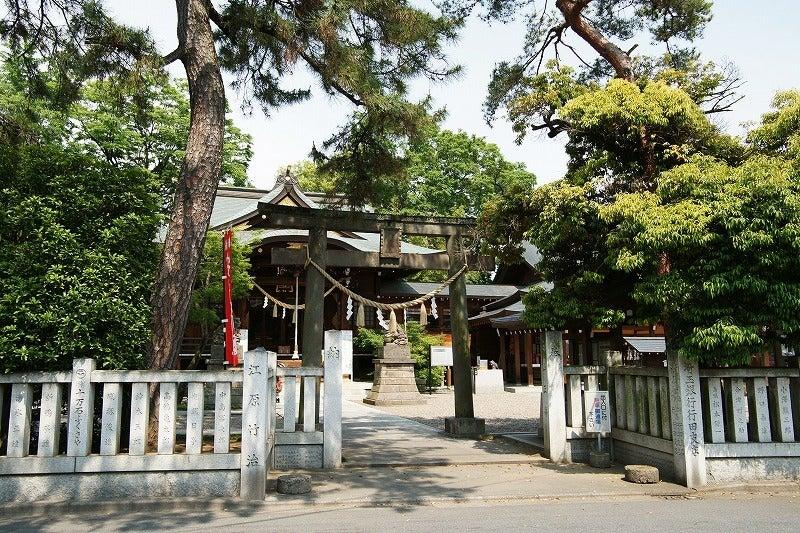 行田八幡神社(ぎょうだはちまんじんじゃ)