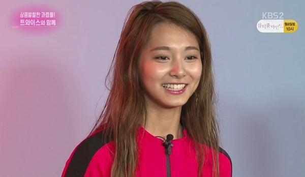 KBS2の芸能情報番組「芸能街中継」に登場したガールズグループ「Twice」のすっぴん姿(?)が韓国のオンラインコミュニティで話題になっている。