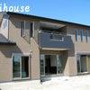 注文住宅の二世帯住宅(*^_^*)の画像