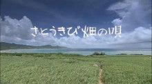 映画 さとうきび 畑