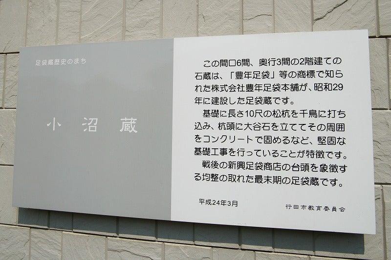 小沼蔵(小沼歯科医院)行田市