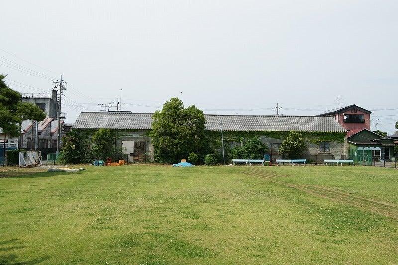 埼玉県繊維工業試験場跡地となりの竹井蔵 行田市
