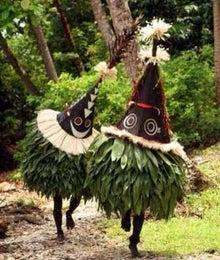ニューギニアとんがり人