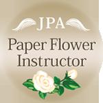 JPAペーパーフラワーインストラクター