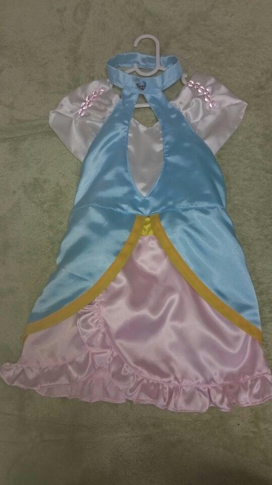 魔法使いプリキュアキュアミラクルサファイアの衣装⑤ エプロン屋