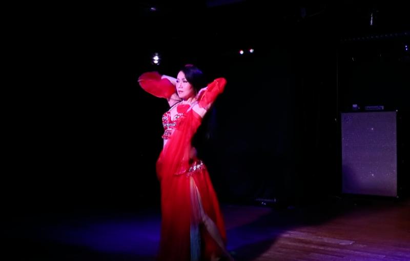 ジャンル:ベリーダンス オリエンタルダンスの記事より