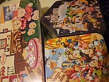 香港ディズニー缶