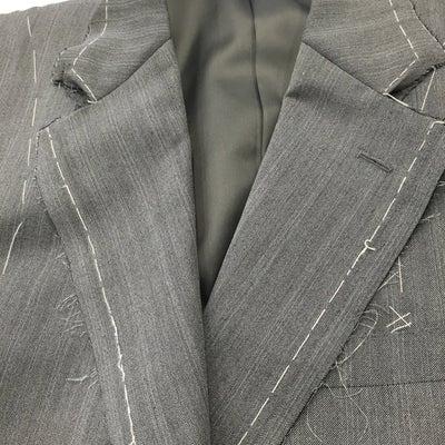 ジャケットの「ラペル幅」を小さくするお直し。の記事に添付されている画像