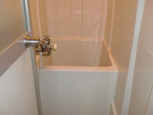 コーポ藤3浴室