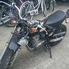 壊れた原付バイクを高価買取してくれました。廃車の手続き無料【千葉県市川市】の画像